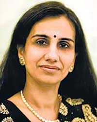chanda kochar ceo of icici bank