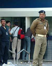 Security at airport