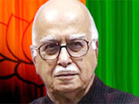 Advani ads on 2000 websites