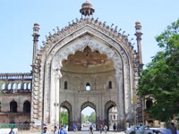 Roomi Gate of Lucknow