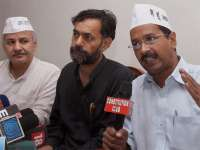 Aap Says Sting Opration Attempt To Malign Party To Approach Court