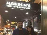 Pics: तो रितिका संग मॉटर्न रेस्टोरेंट का मजा ले रहे थे रोहित शर्मा