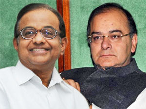 Jaitley vs Chidambaram Over Home-grown Terror