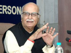 BJP senior leader L K Advani