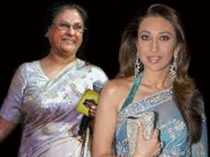 Why Jaya Bachchan Karisma Hug Make Up Aid0092