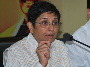Graft Charges Against Ministers Kiran Bedi