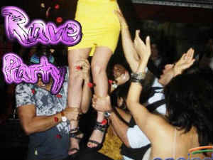 Rave Party 44 People Test Positive Drugs