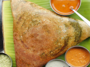 Masala Dosa Is Among World Best Top 10 Food