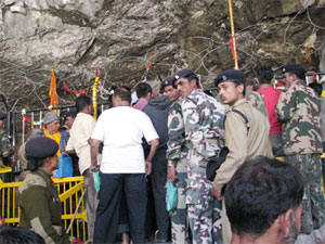 Amarnath Yatra gets dangerous for pilgrims