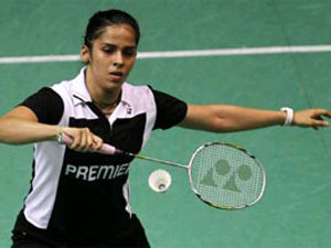 Saina Nehwal Cruises Into The Semifinal