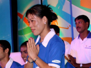 Mary Kom Loses Semis Gets Bronze M