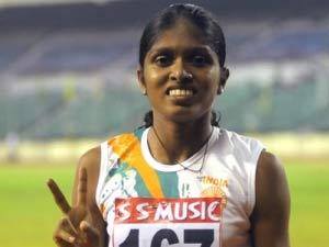 India S Tintu Luka Enters 800m Semi