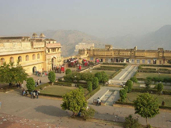 जयपुर और उदयपुर