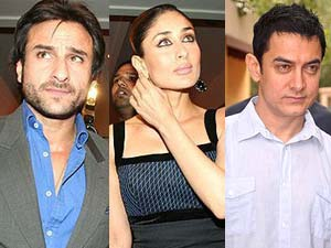 Aamir Khan Will Not Attend Saif Kareena Wedding