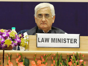 Demand To Suspend Salman Khurshid