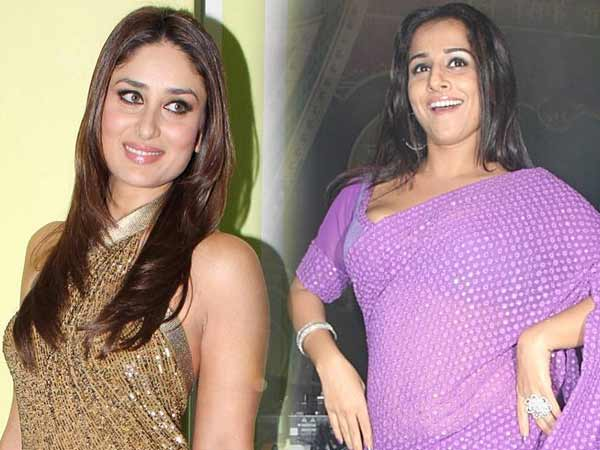 no bold scenes kareena kapoor vidya balan post marriage