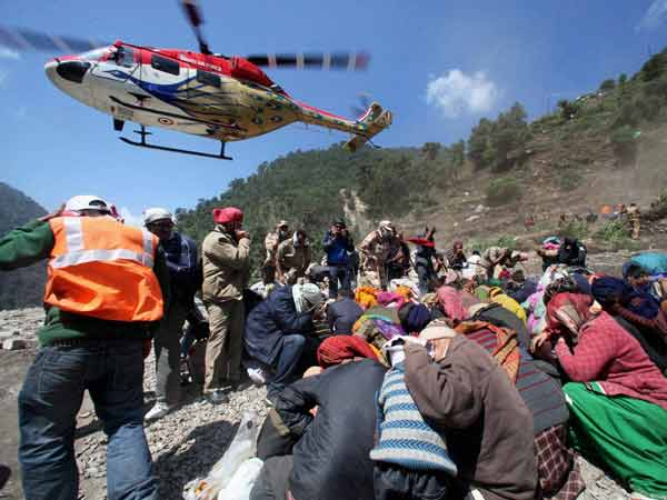 Rescue operation resumes in Uttarakhand as weather clears