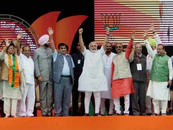 जानिए क्या खास रहा नरेंद्र मोदी की दिल्ली रैली में