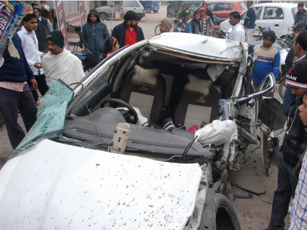 Four killed in road accident in Hajipur