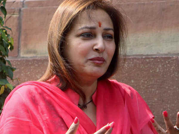 Jayaprada made Senior Vice chairman of UP film development council