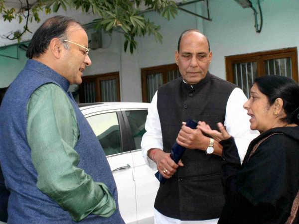 अरुण जेटली ने कहा कई कांग्रेसियों के तो अवैध संबंध हैं