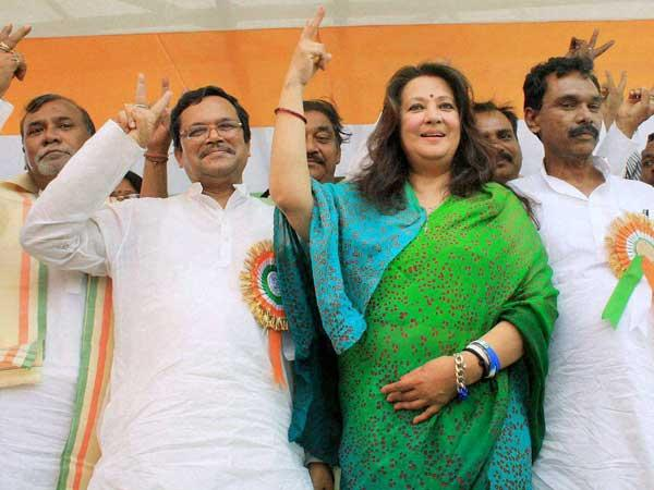 Moon Moon Sen 'happy' with many women in Lok Sabha this time around