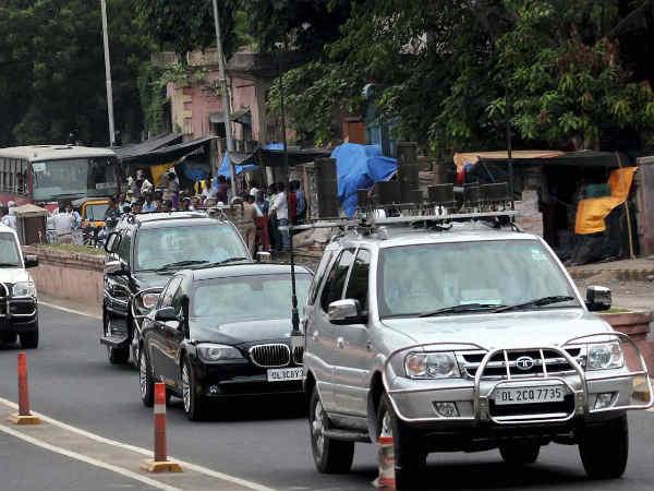 Narendra Modi Security Convoy Narendra-modi-convoy