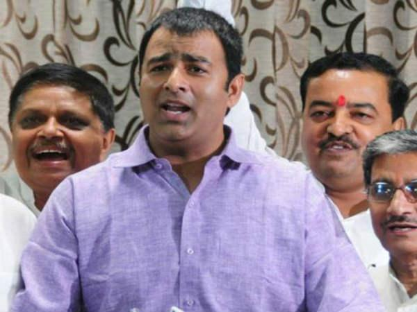 Sangeet Som hits hard on Azam Khan called his universtiy a terrorist spot