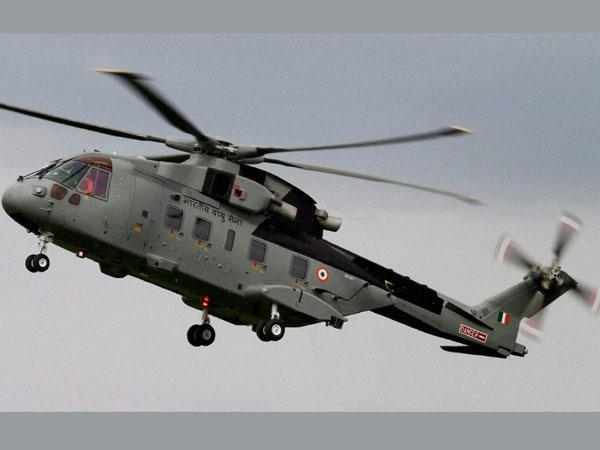 Indian Air Force rescue helicopter goes missing in Arunachal Pradesh, search operations on