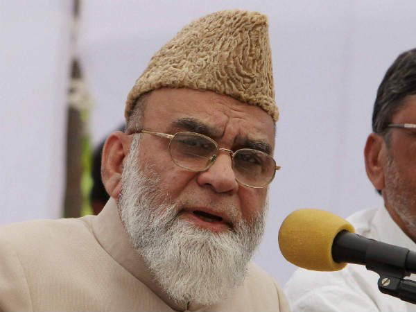 Nawaz Sharif turns down invite of Jama Masjid's Imam | जामा ...