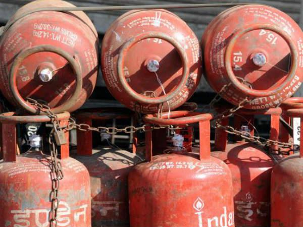 Rs. 5 discount for online payment of LPG cylinder
