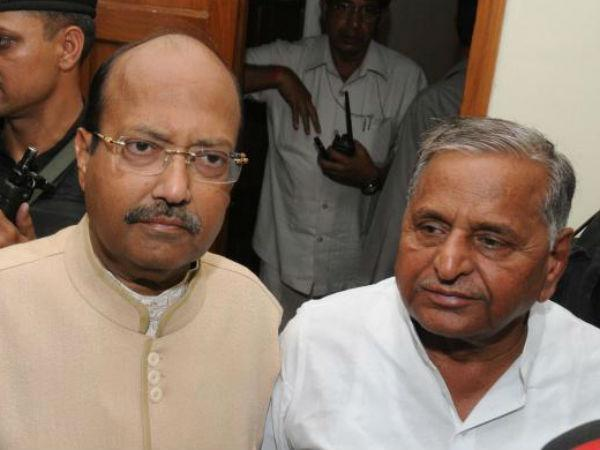 Amar Singh soon to be sacked from all his post and from the Samajwadi Party