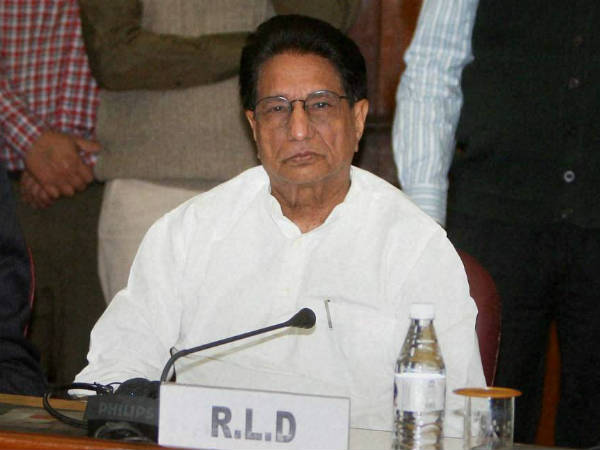 Image result for रालोद प्रमुख अजित सिंह