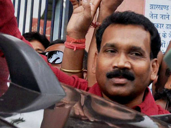 Close shave for former Jharkhand CM Madhu Koda, family