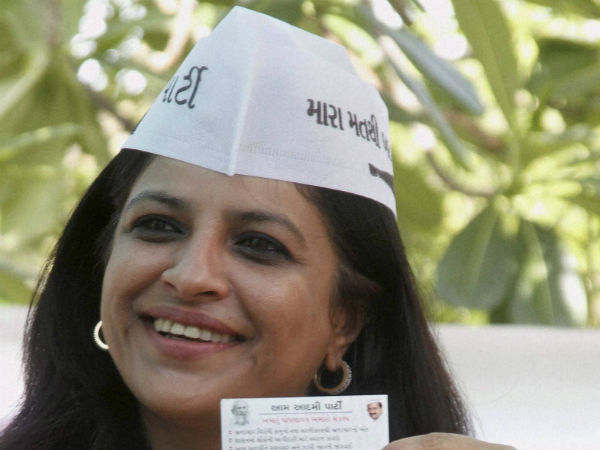 AAP is like a secret society: Shazia Ilmi defends Bhishma Pitamah Shanti Bhushan