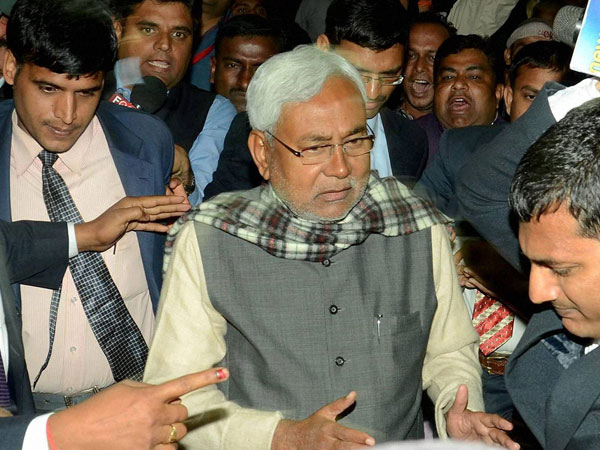 BJP refutes Nitish Kumar claim, says not instigating Bihar CM