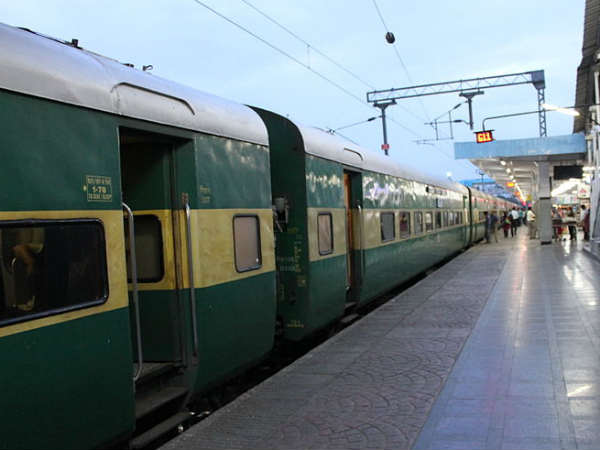 No headway in Rail projects of Bihar