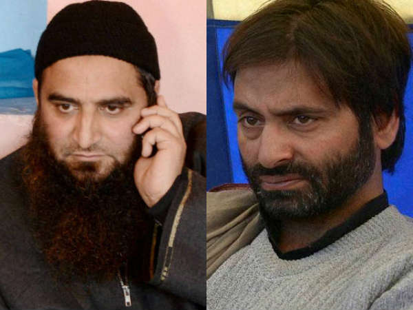 Tral encounter: Yasin Malik, Masarat Alam detained in Jammu and Kashmir