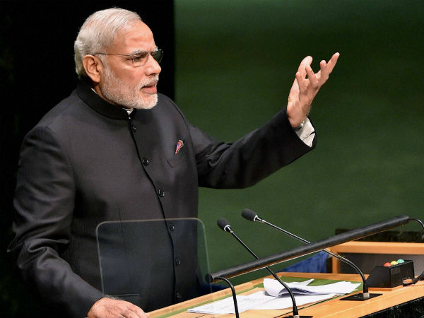 Modi offers $1-bn credit to Mongolia, emphasises n-cooperation