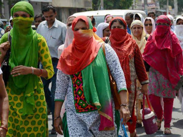 Pakistani Heat Waves Being Killer In Delhi And Almost North India