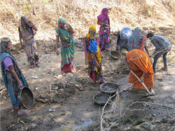 Bundelkhand Women Started Movement Fight Water Crisis