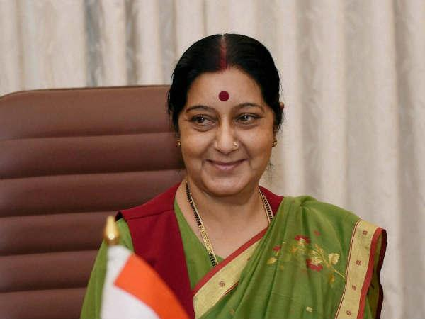 Sushma Swaraj and US Secretary of State Rex Tillerson had a telephone conversation