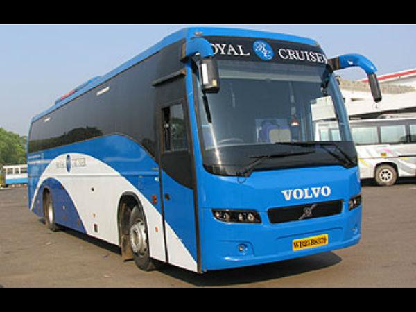 Upsrtc Volvo Bus.Volvo Bus From Delhi To Dehradun - Fiat World Test