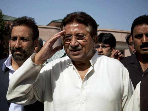 NCERT approved book claims Parvez Musharraf as a great man