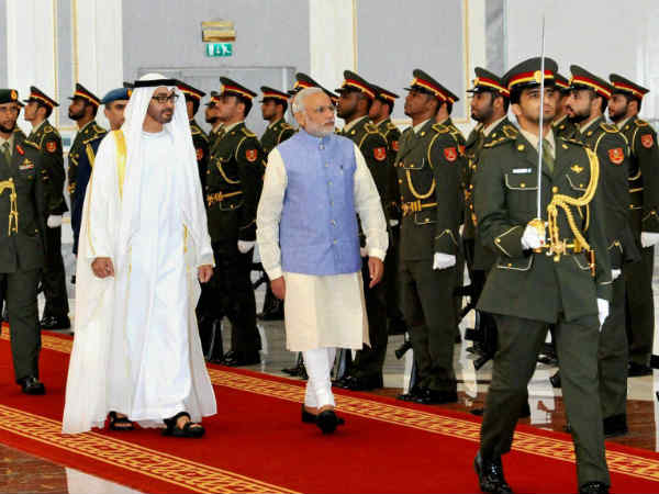 Modi in UAE, but foreign ministry is not equipped to handle Arab matters