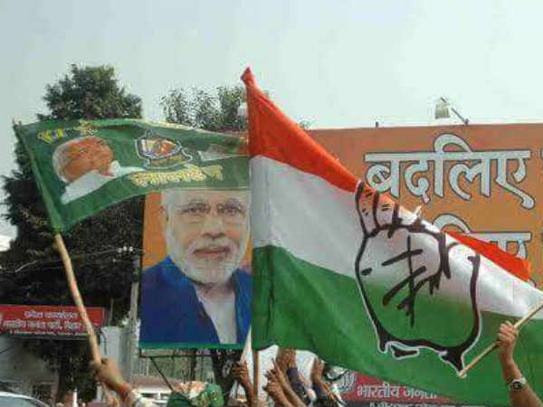 जहां-जहां नरेन्द्र मोदी ने की रैली वहां-वहां हारी भाजपा