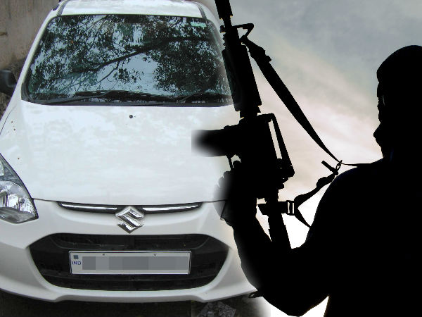 Car hijacked, driver killed, Delhi Police issues terror alert
