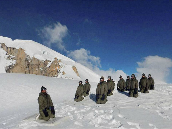 10 Army jawans missing after avalanche in Siachen