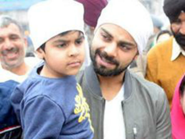 VIDEO: Asia Cup-bound Virat Kohli visits Golden Temple ...
