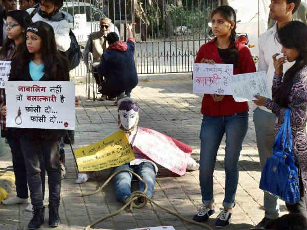 Up Woman Gang Raped In Haryana Bjp Man In Accused List